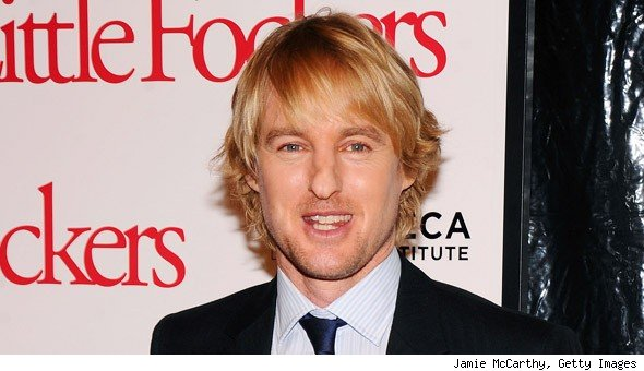 Owen Wilson Names New Baby Robert Ford