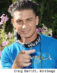 Pauly D Valentine