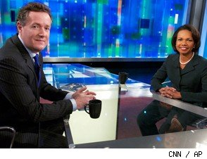Piers Morgan Condoleezza Rice