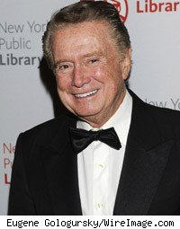 Regis Philbin Retiring From 'Live With Regis and Kelly'