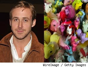 Ryan Gosling Sings 'My Little Pony' Theme Song