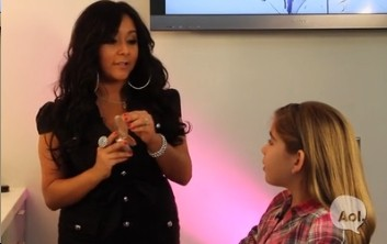 Snooki Makesover Girl