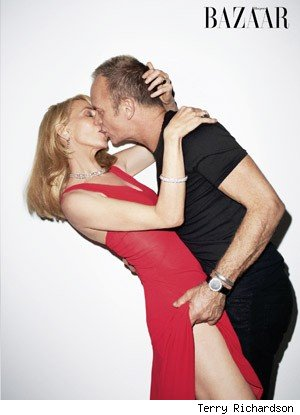 Sting and Trudie Explain Their Lasting Romance