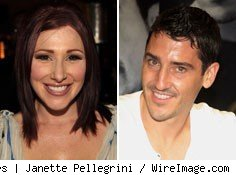 Tiffany and Jonathan Knight