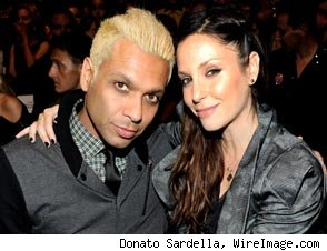 Tony Kanal and Erin Lokitz