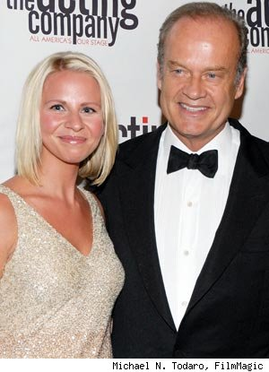 Kelsey Grammer marries Kayte Walsh Wedding Photos