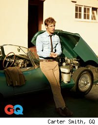 Alex Pettyfer GQ