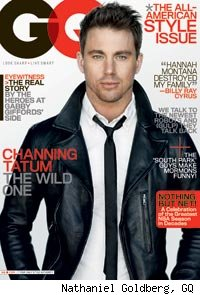 Channing Tatum GQ