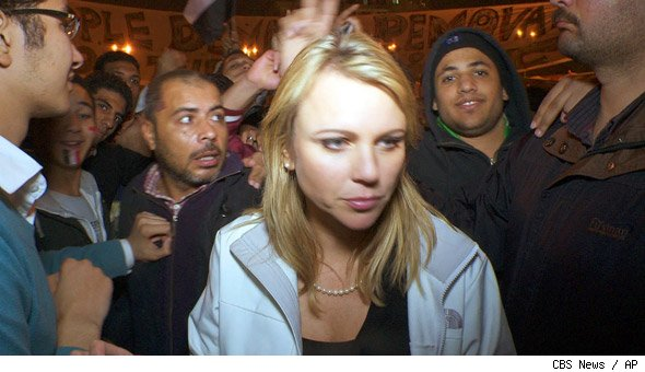 Lara Logan attack