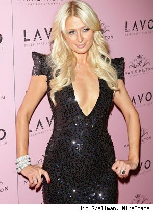Paris Hilton's 30 Birthday Party at LAVO in New York City
