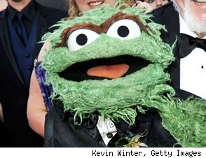 Oscar picks Oscar the Grouch