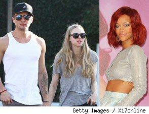 Report: Rihanna and Ryan Phillippe Heat Things Up
