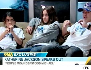 Michael Jackson's Children Open Up on 'Good Morning America'