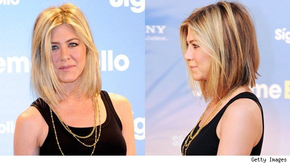 jennifer aniston hairstyles current