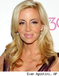 Camille Grammer Real Housewives quit