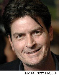 Charlie Sheen's Wild Ride Now Includes a Dance Break