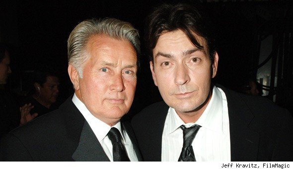 charlie sheen interview martin sheen