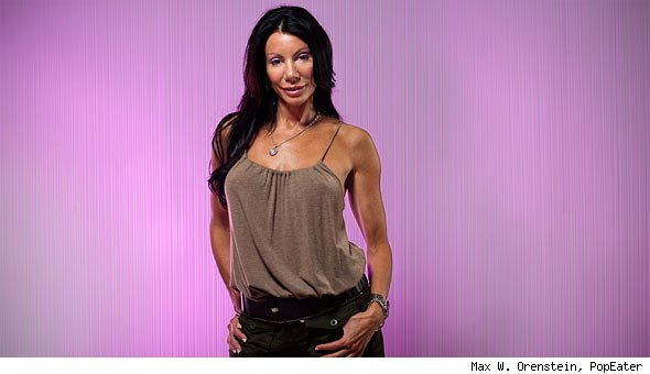Danielle Staub to Release Rock Album, Talks 'Social' TV Show