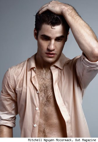 Darren Criss Out Magazine