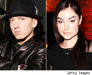 Eminem and Sasha Grey