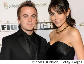 frankie muniz elycia turnbow fight