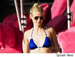 gwyneth paltrow bikini photo