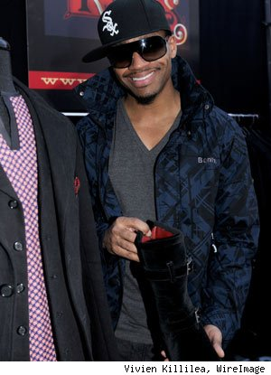 Rob Lewis attends the GRAMMY Gift Lounge