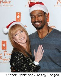 Kathy Griffin Dating Old Spice Guy Isaiah Mustafa?