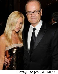 Kelsey and Camille Grammer Reach Deal in Divorce