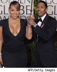 Report: Mariah Carey and Nick Cannon Expecting a Boy and a Girl