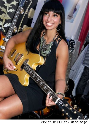 Mya at the Official Grammy Gift Lounge
