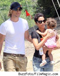 Halle Berry and Gabriel Aubry Set Differences Aside For the Sake of Their Daughter