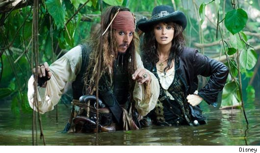 Pirates of the Carribean 4 Trailer