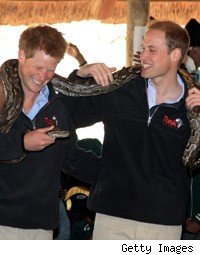 Prince Harry to Serve as Prince William's Best Man