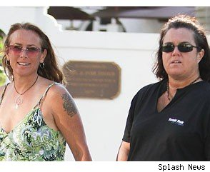 Rosie O'Donnell and Girlfriend Call it Quits
