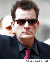 Charlie Sheen 911 call