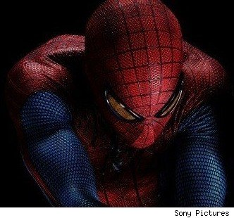The Amazing Spider-Man with Andrew Garfield