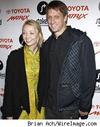 Tony Hawk Files For Divorce