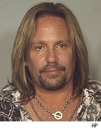 Motley Crue's Vince Neil Begins Two Week Jail Sentence For DUI
