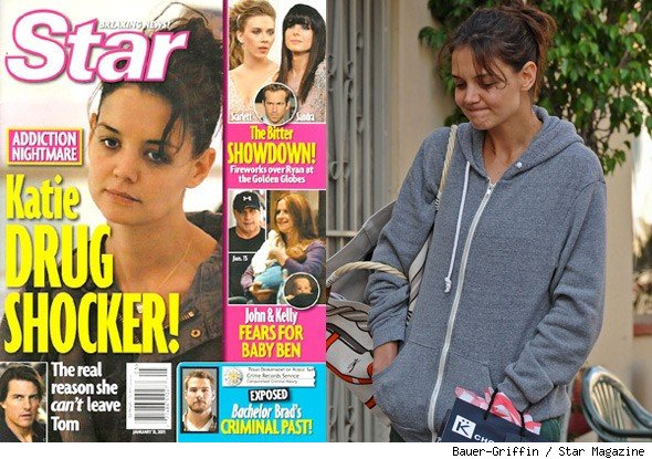 Katie Holmes Sues Star Magazine
