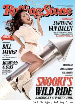 Snooki Rolling Stone cover