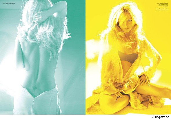 Britney Spears Photos - V Magazine