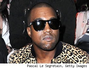 Kanye West Fashion Degree -- Rep Denies Rumors