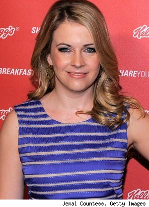 Melissa Joan Hart Talks 'Clarissa Explains It All' and 'Dancing With The Stars'