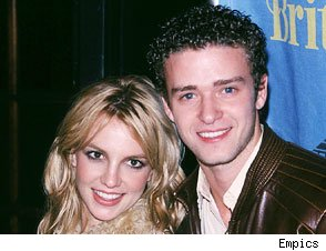 justin timberlake britney spears