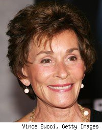 judge judy hospitalized
