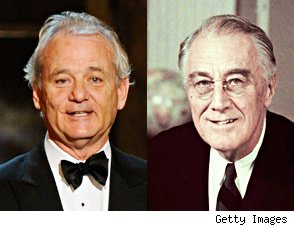bill murray FDR