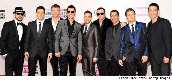 New Kids on the Block and Backstreet Boys Release Joint Single