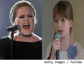10-Year-Old Singer Covers Adele's 'Someone Like You'