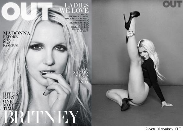 Britney Spears tells Out, 'All Of My Songs Are F**king Amazing'